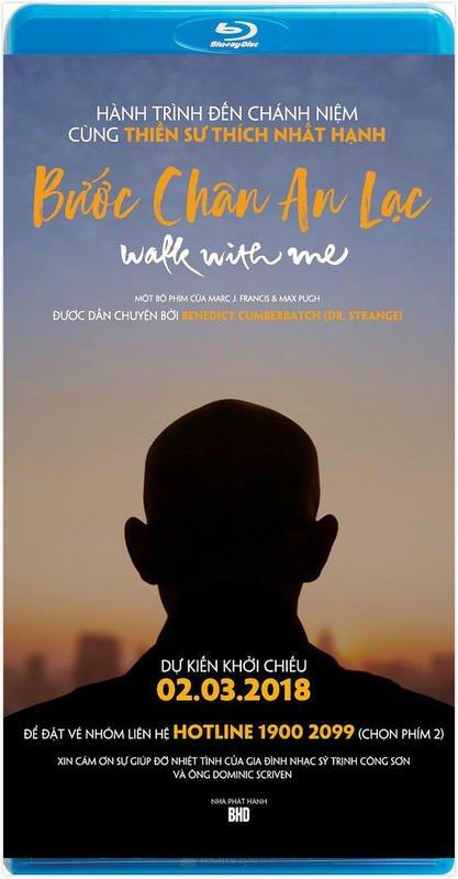 【藍光電影】正念的奇跡  與我同行 WALK WITH ME (2017)