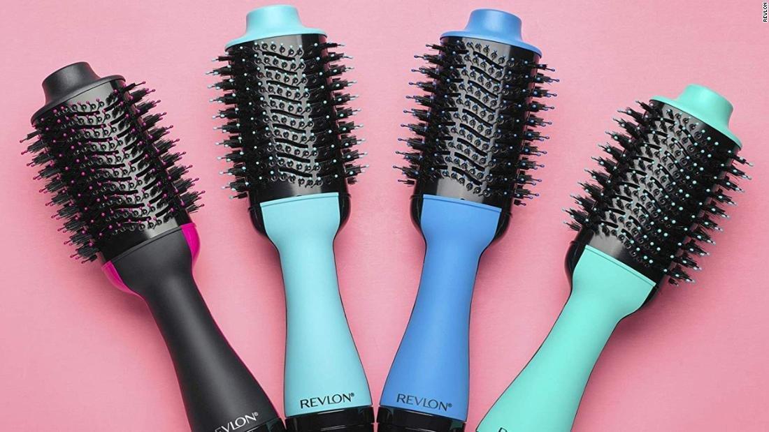 【叮噹電子】全新現貨 Revlon 露華濃 吹風機 捲髮器 可辦公室自取 一年保固