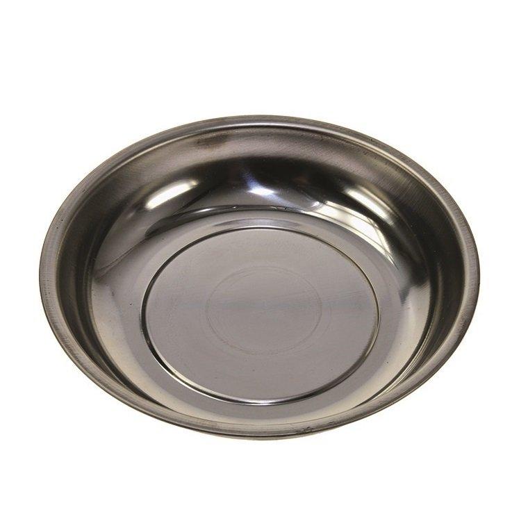 *韋恩工具* 不銹鋼磁性吸盤  圓型 磁鐵 吸盤 收納盤 零件收納 磁鐵盤 吸盤 磁盤 KC-08415