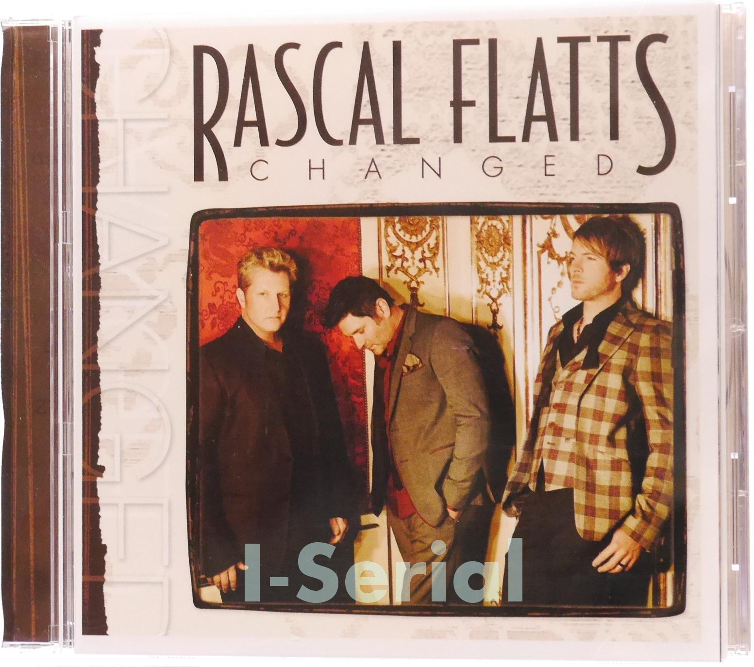 雷可福磊斯合唱團 改變 / RASCAL FLATTS CHANGED / 歐版
