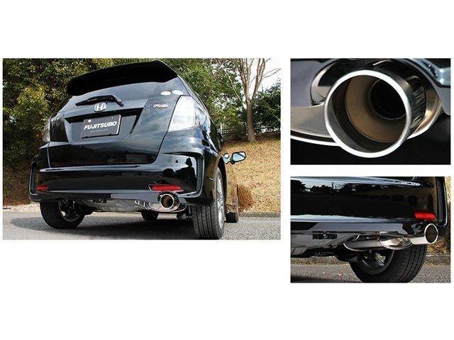 日本 Fujitsubo Authorize S 藤壺 排氣管 尾段 Honda Fit GE8 09-14 專用