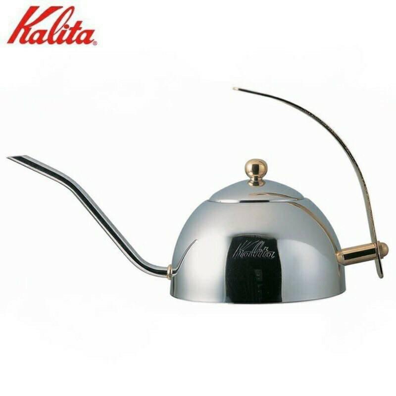 【沐湛伍零貳】日本製 Kalita 不鏽鋼 細口手沖壺 600s 點滴壺 COFFEE DRIP POT