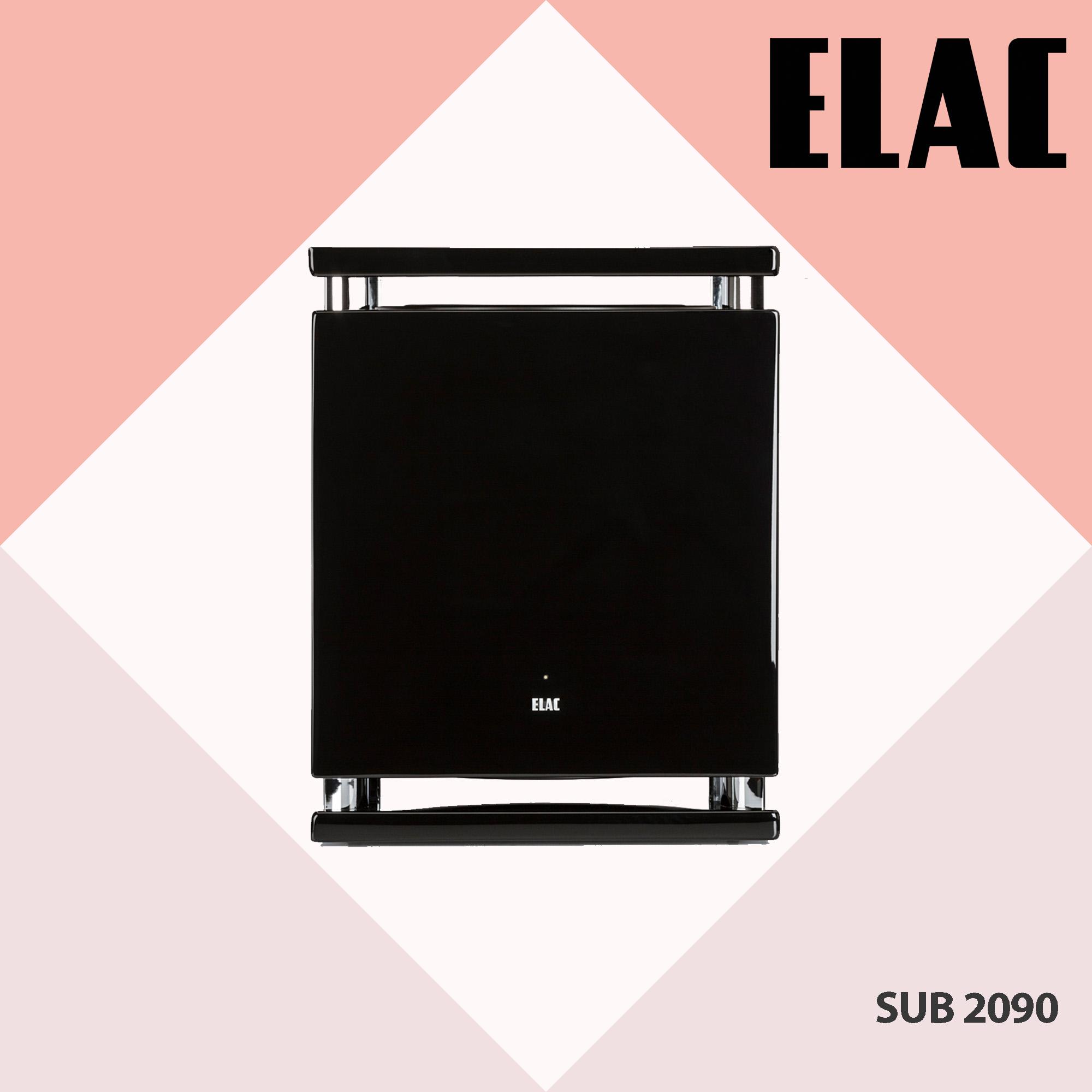 ELAC   超低音喇叭  SUB 2090 歡迎議價😎
