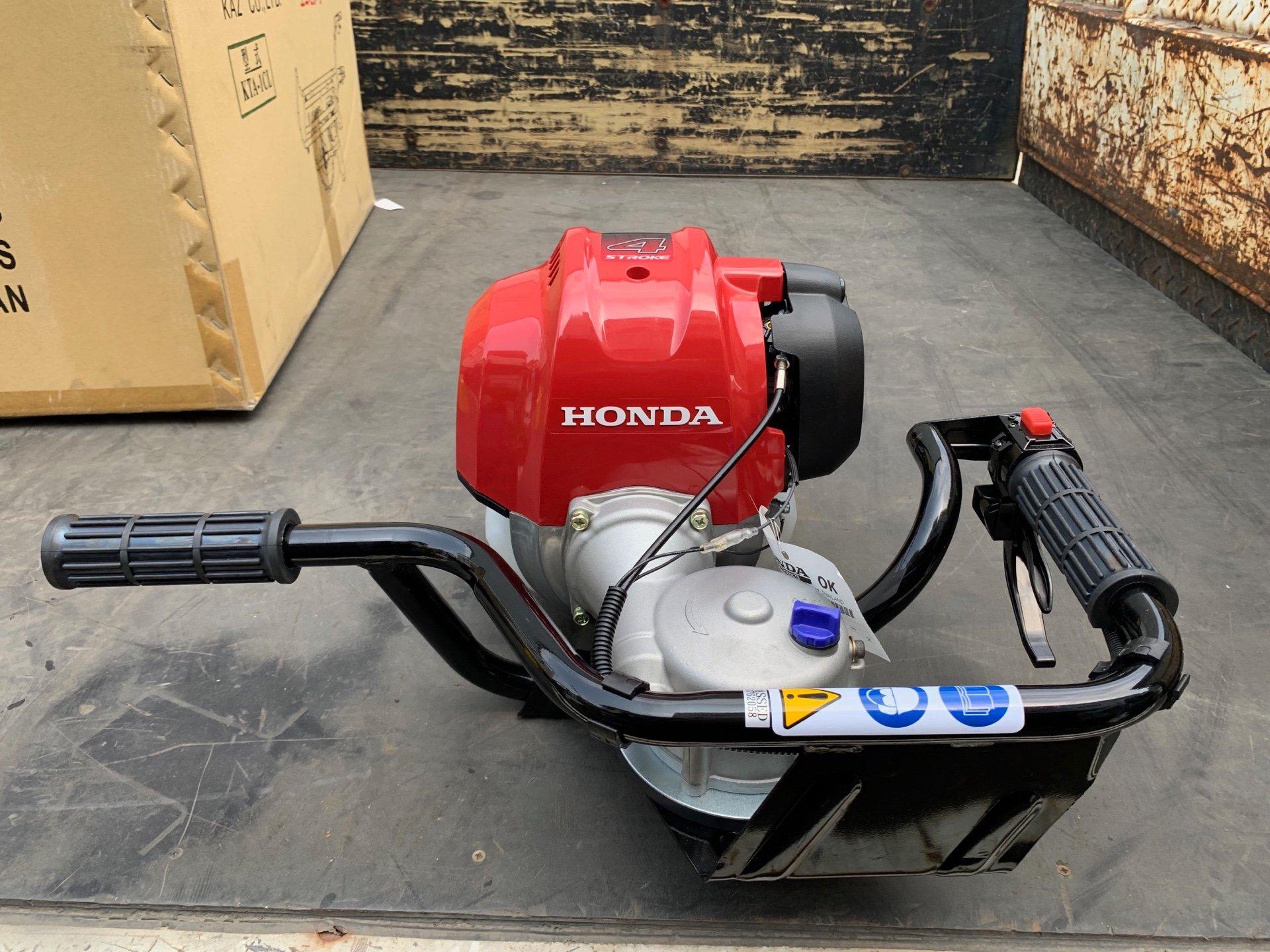 全新本田HONDA(GX50)四行程引擎鑽孔機*環保無汙染/地震動/免混油*HONDA南區門市維修中心