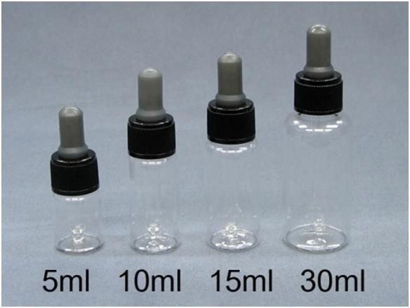 【佳樺滴瓶2舖】MIT透明玻璃滴瓶玻璃瓶 酒精瓶 精油空瓶分裝 香水 滴瓶 滴管5ml~30ml