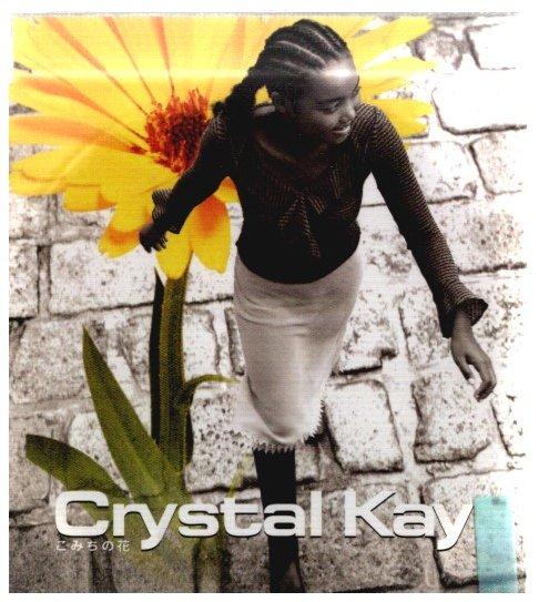 新尚唱片/ CRYSTAL KAY 二手品-1093