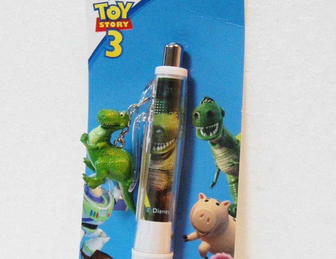 香港OK便利店迪士尼玩具總動員單賣抱抱龍3D鉛筆【 】 可合併反斗奇兵暴暴龍Toy Story