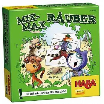 大安殿含稅附發票 附中文說明書 尋找嫌疑犯 Mix-Max RAUBER HABA正版益智桌遊