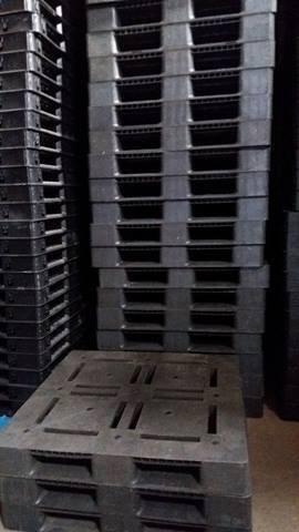 塑膠棧板/中古棧板二手棧板/荷重型塑膠棧板   110*110、120*100  超厚實 可耐 2噸左右