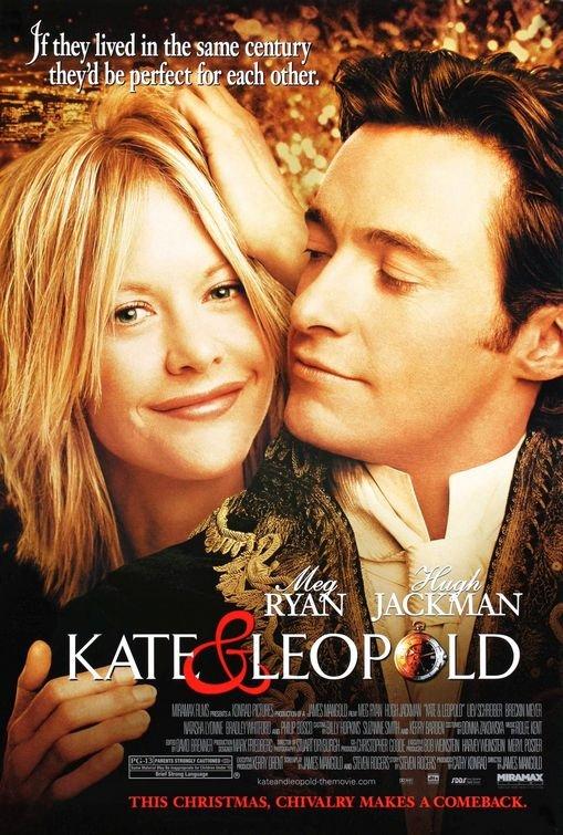 穿越時空愛上你-Kate   Leopold (2001) 電影海報