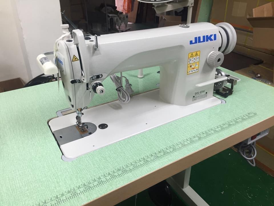 JUKI DDL 8700 全新 工業用 平車 縫紉機 含無聲可調速馬達 送LED燈 新輝針車有限公司
