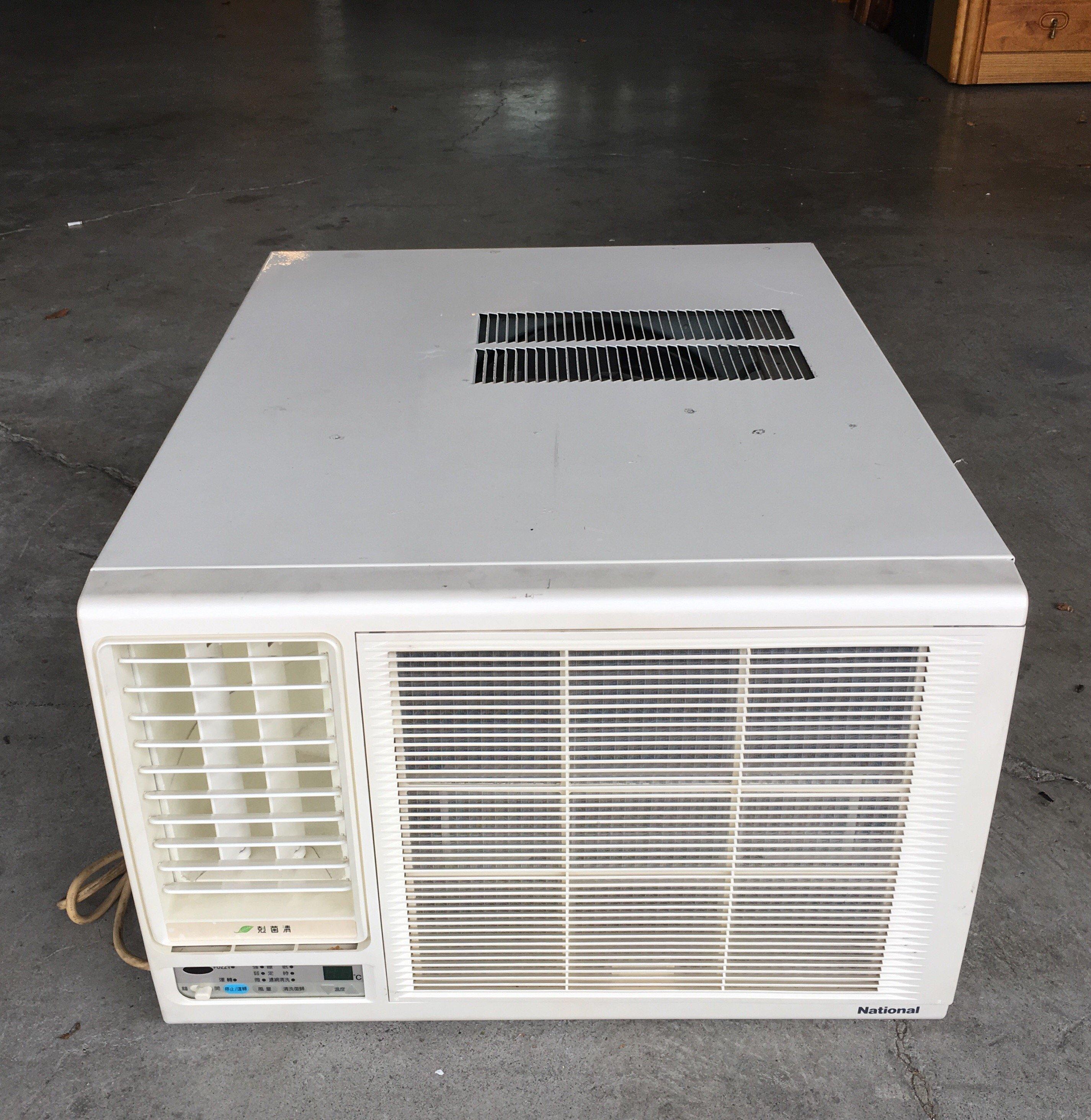 【全國二手家具】Panasonic國際牌旗下Natioal 2噸窗型冷氣CW-45PSL2/2噸冷氣/二手冷氣/二手家電