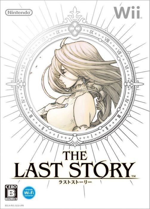 Wii 夢幻終章 THE LAST STORY 純日版 二手品