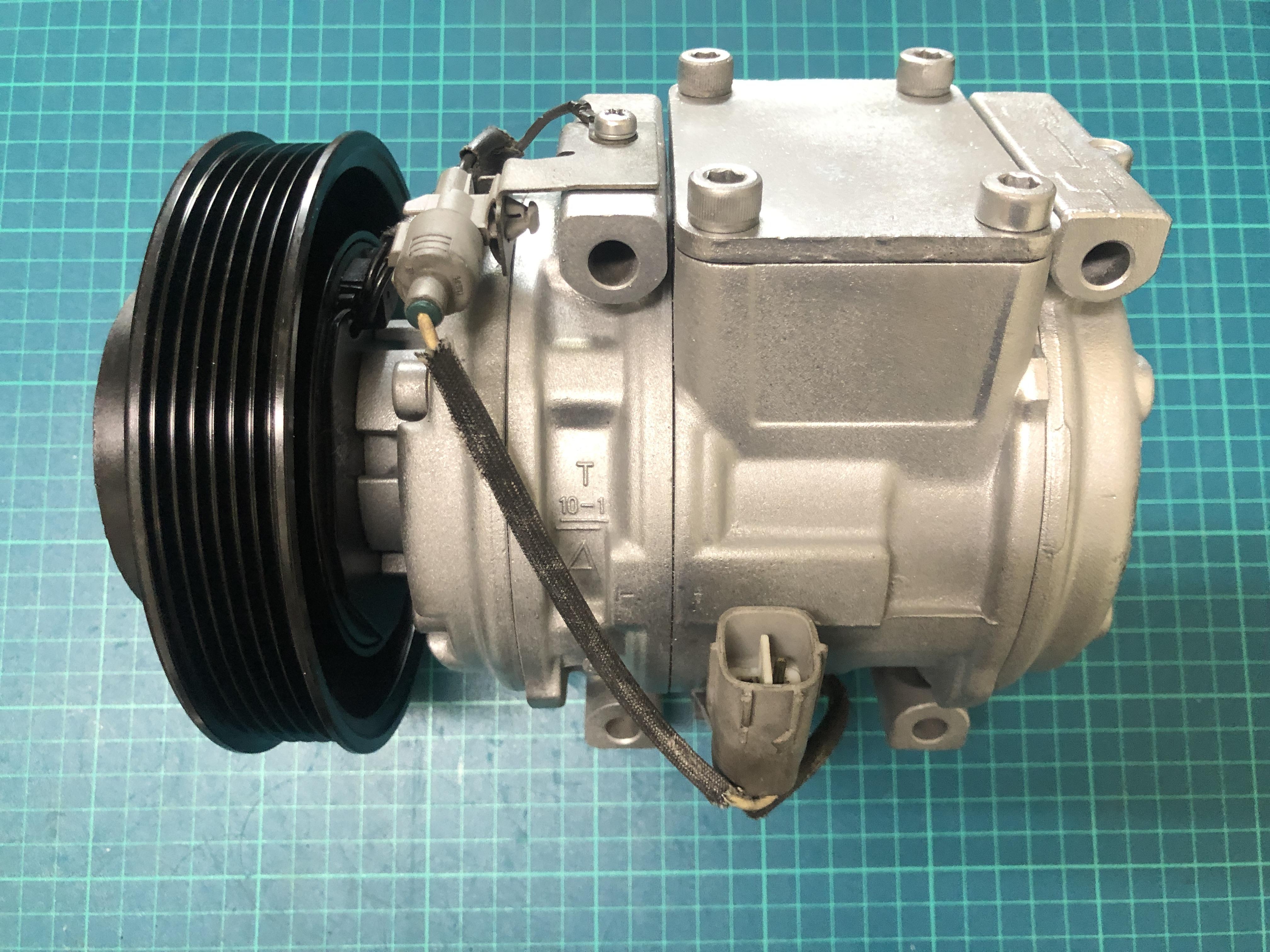Toyota豐田 Altis 1.8 01-04汽車冷氣壓縮機(外匯整新品)