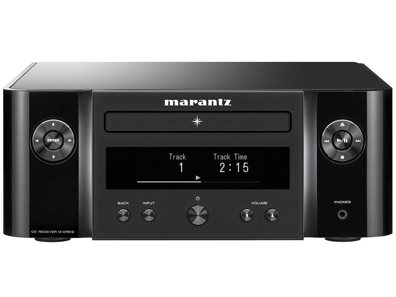 Marantz M-CR612 多功能音響主機 (Philips Samsung MB QUART Klipsch)