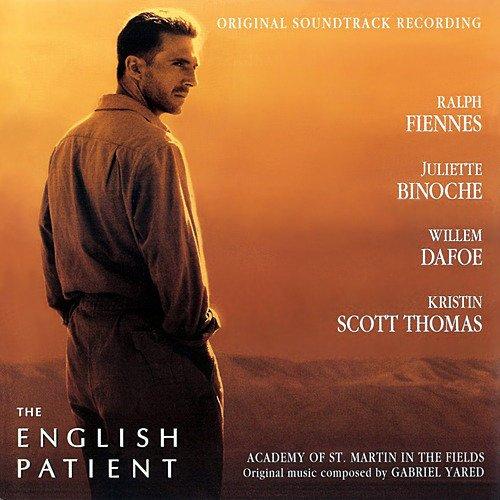 英倫情人-電影原聲帶 The English Patient / 蓋布瑞雅德Gabriel Yared FCD16001