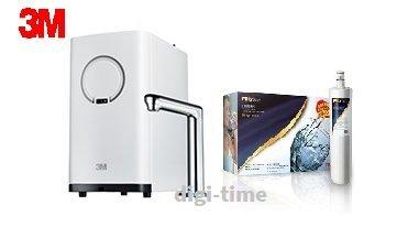 【全新+全省免費安裝】3M HEAT2000 雙溫淨水組(搭載S004淨水器) 過濾加熱一次搞定! 快速取用純淨熱水