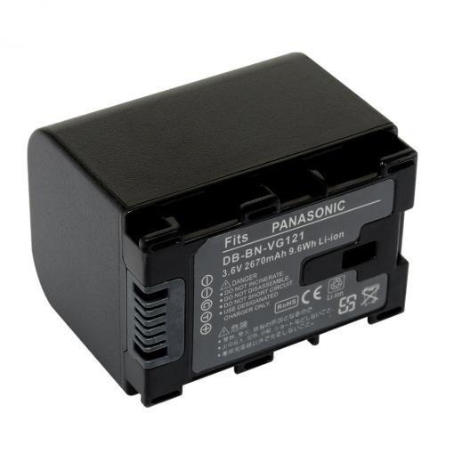 小牛蛙數位 Jvc BN-VG121 VG121 電池 鋰電池 攝影機電池 MG500 MG750 MG980