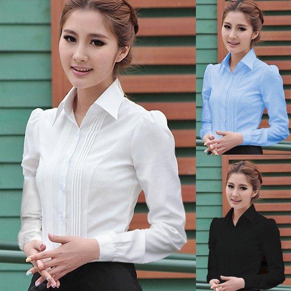 艾菲兒 女襯衫 女上班襯衫短袖襯衫 修身襯衫 雪紡衫 正式襯衫 白色女襯衫 上班襯衫 商務襯衫 正式襯衫