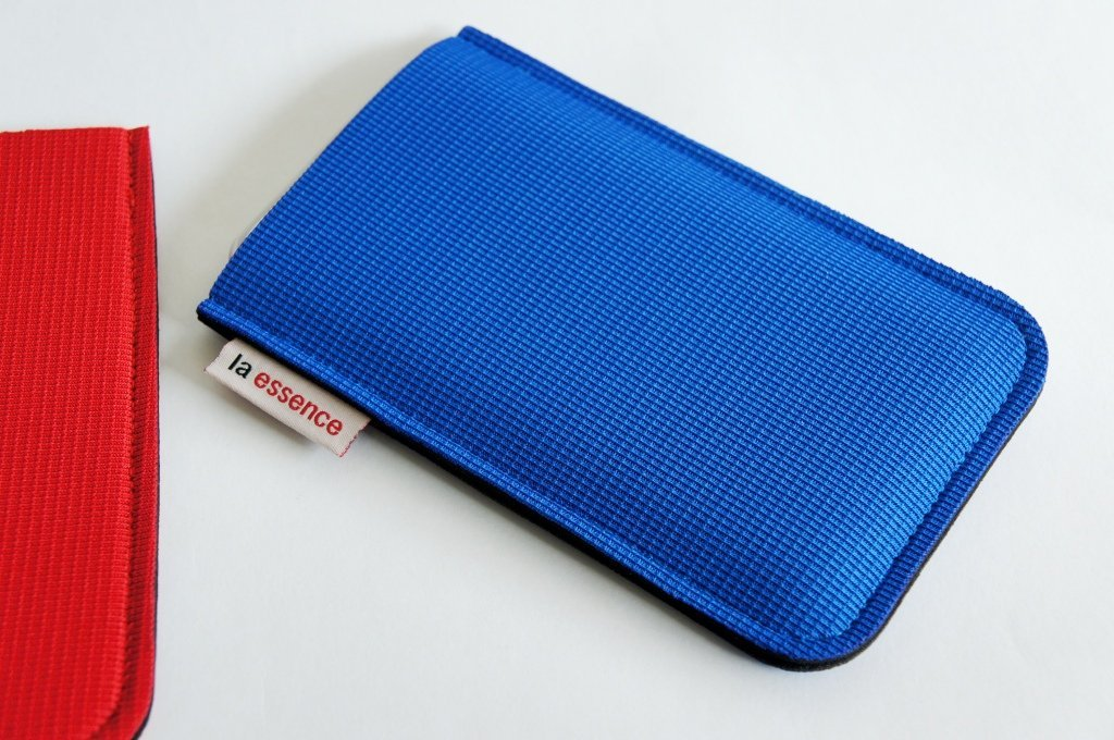 la essence LE-1315SP(5-6吋)潛水衣布手機保護套  iphone XS XR (加手機殼專用)