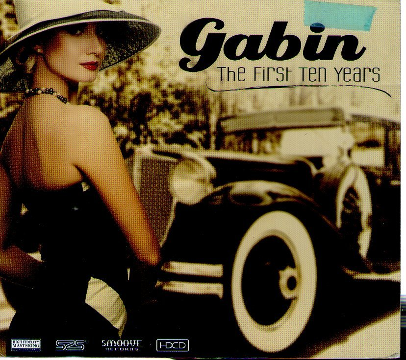 /新尚/ GABIN(THE FIRST TEN YEARS) 二手品-F15