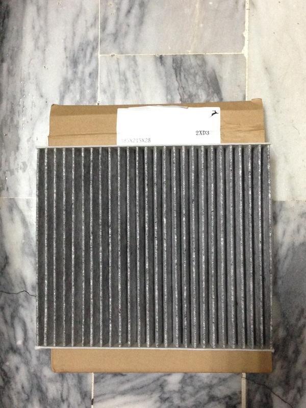 台製高密度真活性碳 LEXUS RX330 08 冷氣芯 冷氣濾 冷濾 A/C濾芯 其它機油芯,空氣芯 (兩組免運)