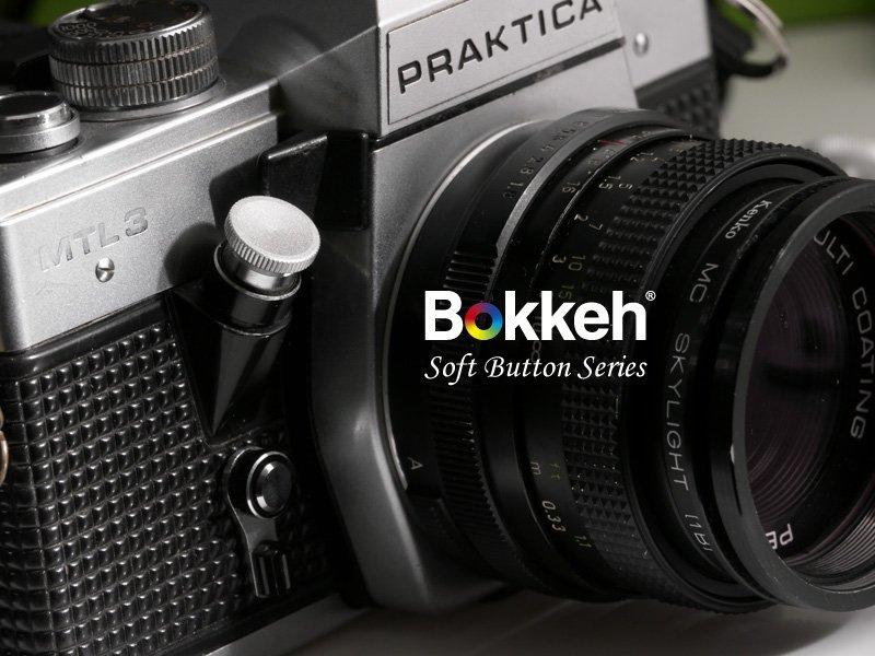 [享樂攝影] 傳統單眼機械相機快門鈕 12mm 銀白色 凹面 外接快門按鈕 手動相機 Lomo相機 螺孔式快門皆