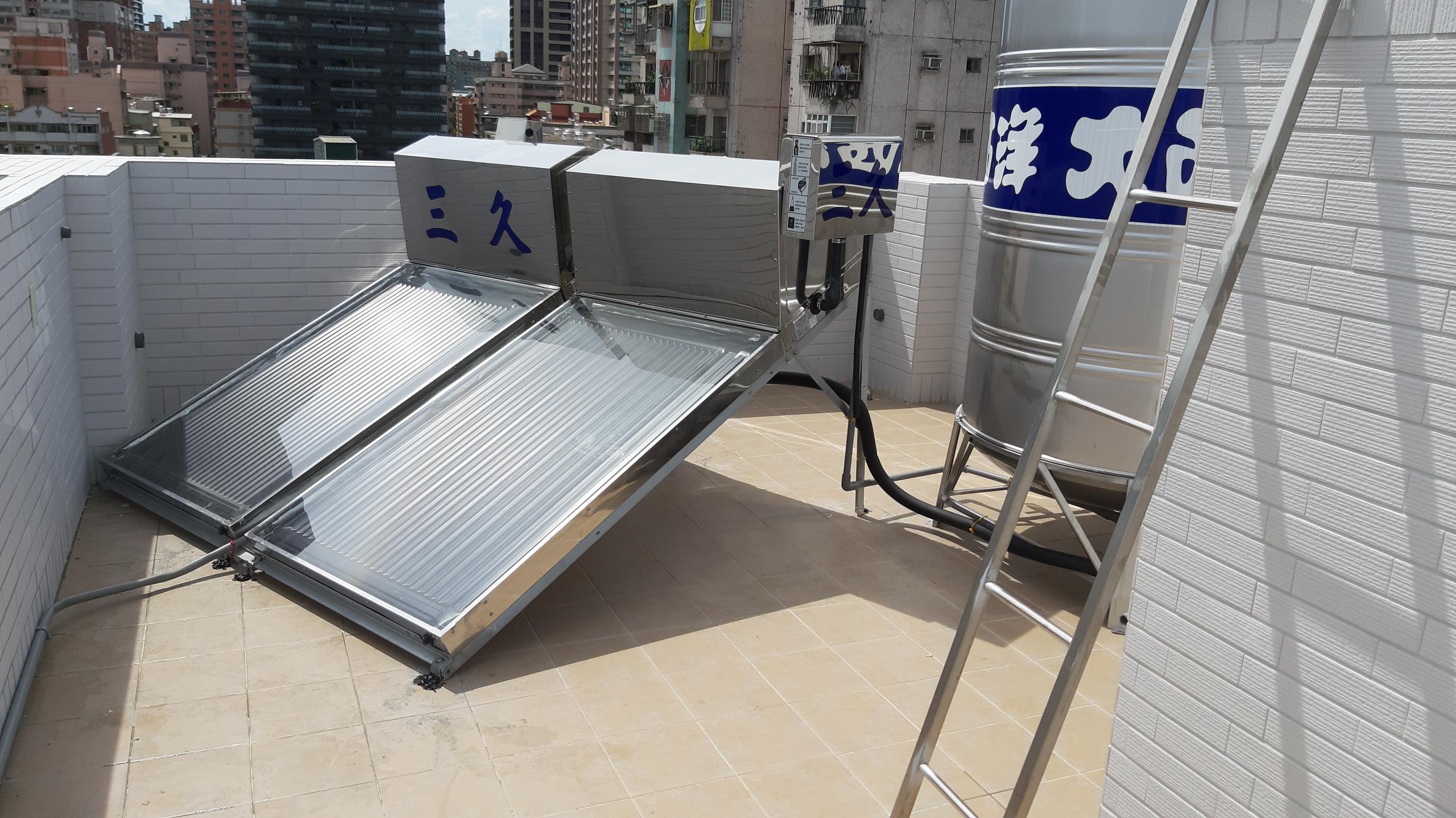 三久太陽能電熱水器 TOP 256 裝到好 另~停車場柵欄機 soyal ar-727h 門禁刷卡機 排隊叫號系統 老羅工程