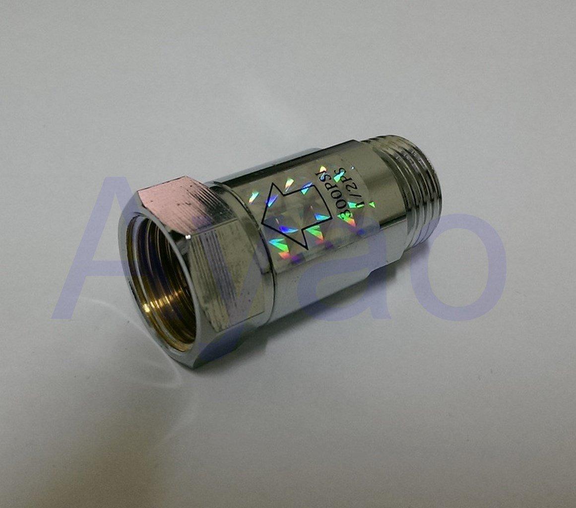Ayao【水電材料】 熱水器 無聲逆止閥(靜音)-防回流-4分逆止閥 逆止閥