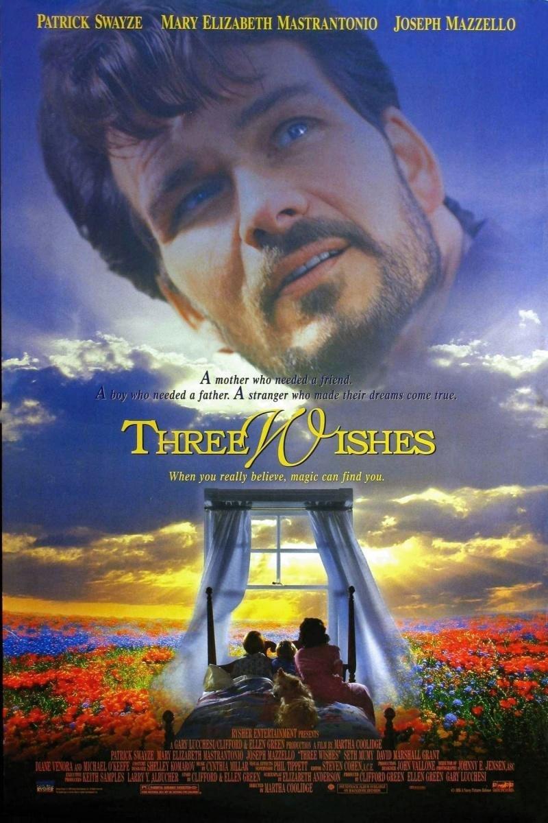 三個願望-Three Wishes (1995) 電影海報