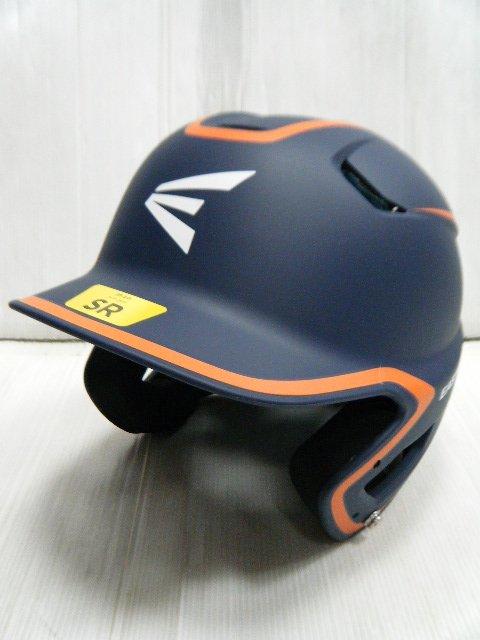 新莊新太陽 EASTON Z5 2.0 MATTE 2TONE A168508 雙色 霧面 打擊頭盔 深藍橘 特1900