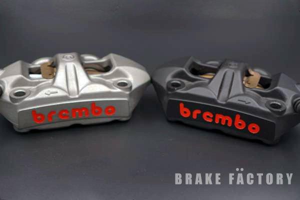 【Brake Factory】BREMBO 1098 M4 一體式輻射卡鉗/入門款必買 (100mm/108mm)