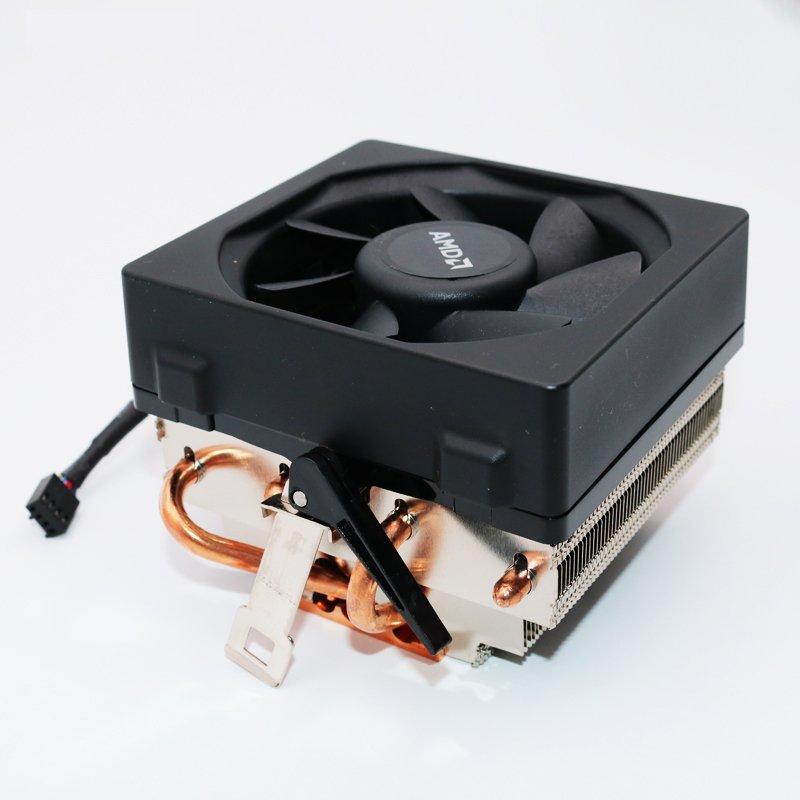 AMD R5 1600 3600 R7 1700 2600 3700X原裝幽靈棱鏡散熱器RGB風扇