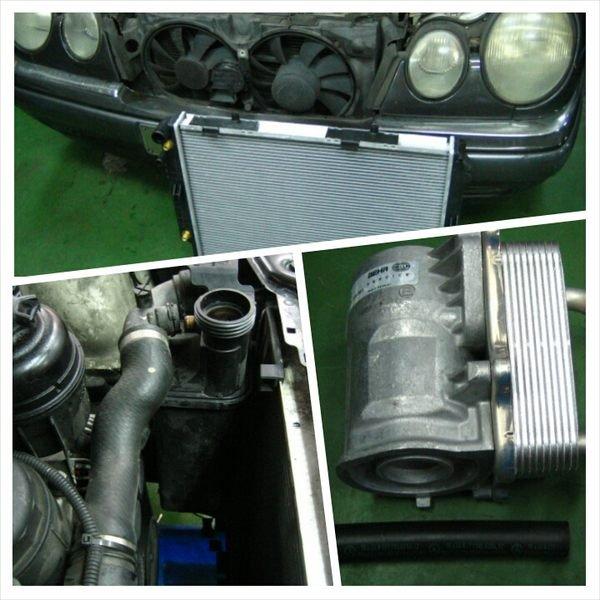 BENZ水箱 冷氣風扇安裝W203 W204 W209 W207 W210 W211 W212 C200K C240 C300 C320 E200K E240 E320 E350 E500