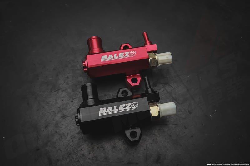 【阿鴻部品】BALEZO Force Smax 直通式 節溫器 解決水龜故障 直上 免修改 force smax