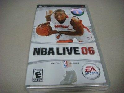 PSP NBA LIVE06