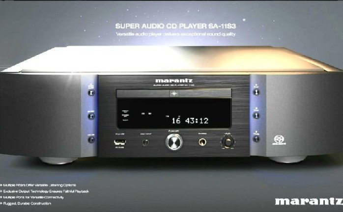 marantz sa-11s3 (可配 PM-12 MODEL 30 LUXMAN L-590AX 507UX 509X