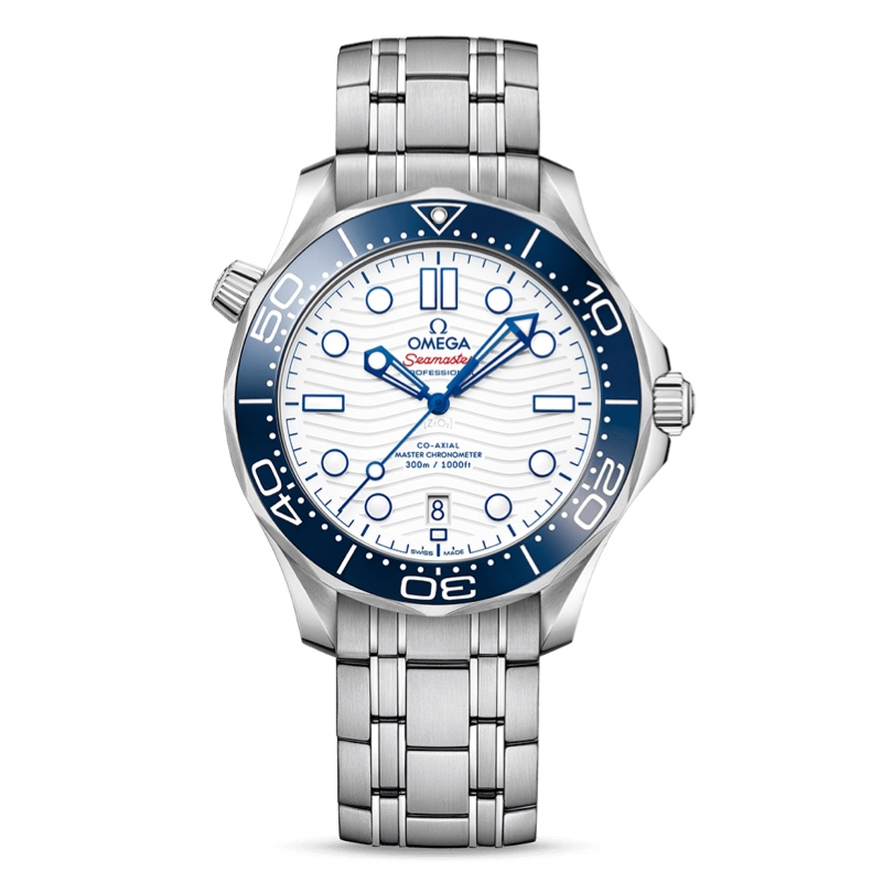 【玩錶交流】全新品 OMEGA Seamaster 大海馬 2020東京奧運 42mm 52230422004001