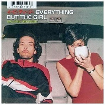 Everything But The Girl 只要女孩合唱團 ---Walking Wounded  (全新未拆封CD)