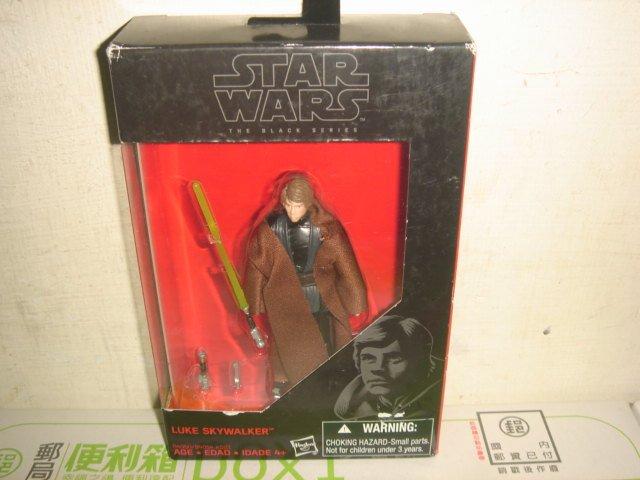 1戰隊 STAR WARS星際大戰原力覺醒3.75吋可動Luke Skywalker路克天行者絕地大師三佰九十一元起標
