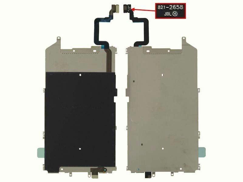 iphone 6 Plus   主機板連接排線含屏蔽金屬板及散熱貼紙     直購價:189元