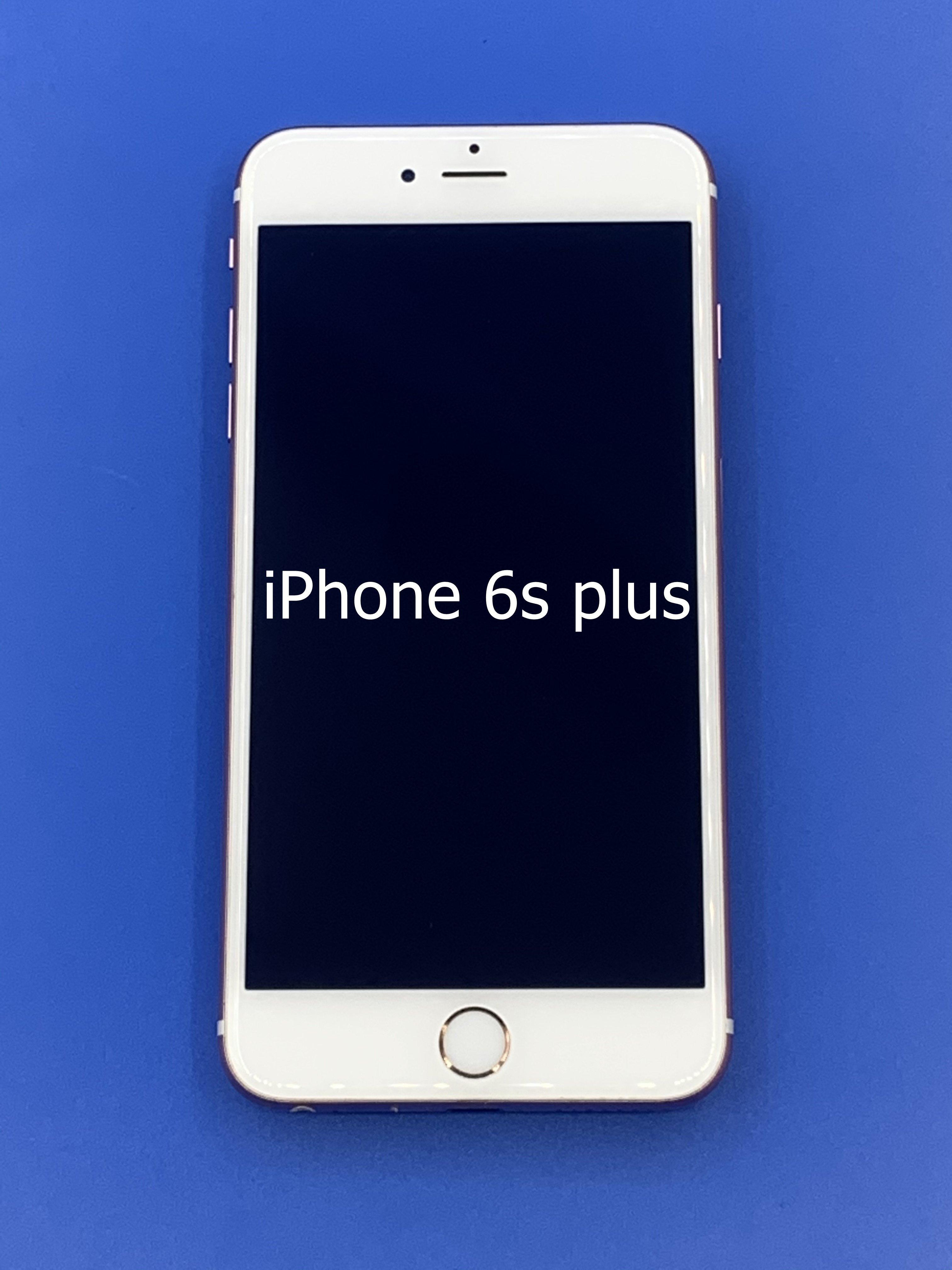 *二手商店*Apple Iphone6S 6S PLUS 16G (1200萬畫素 A9 5.5吋)