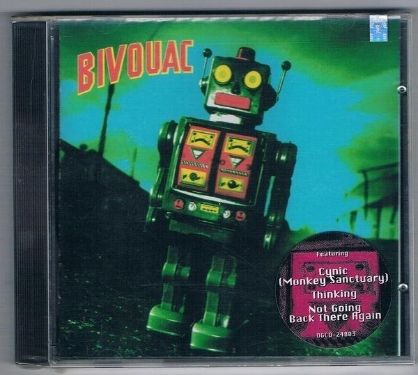 [鑫隆音樂]西洋CD-野營合唱團BIVDOUAC:大尺寸男孩 FULL SIZE BOY(全新)免競標
