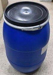 120公升 塑膠桶 藍色塑膠桶 耐酸桶 密封桶 廚餘桶 儲水桶  化學桶' 堆肥桶 萬用桶 ~二手品