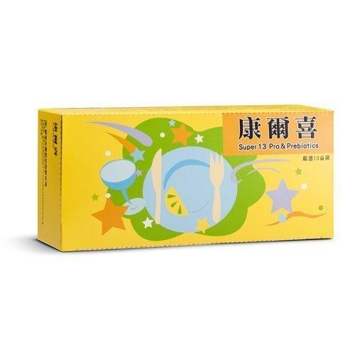 【一盒免運】葡萄王 葡眾 康爾喜(1.5g*90條) 新品上市 13種複合益生菌 乳酸菌 康貝兒升級配方 高雄可店取