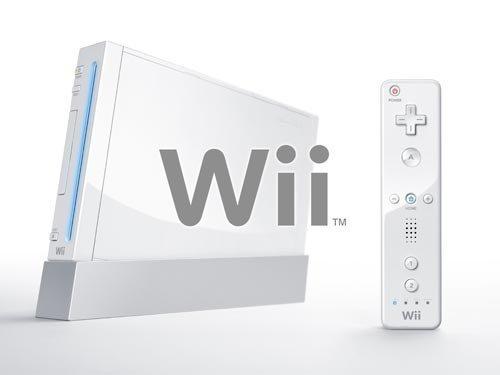 Wii 主機含一組手把已改好 配件(中古品)
