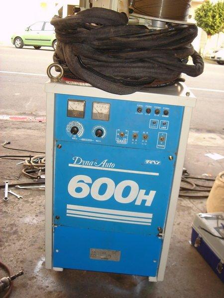 {中古焊接設備維修買賣出租}OTC 600H大阪半自動溶接機~氬焊機~電焊機~開槽機~切割機~