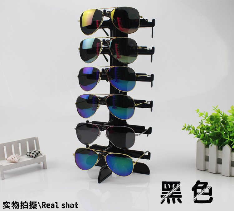 解憂zakka~  眼鏡展示架子道具眼鏡支架展架太陽鏡陳列貨架展示架 #收納架#置物架