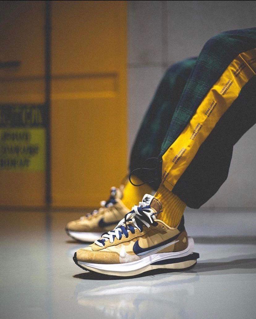 【官方賣場 uniisence】Sacai x Nike Vaporwaffle 新色sesame預購賣場