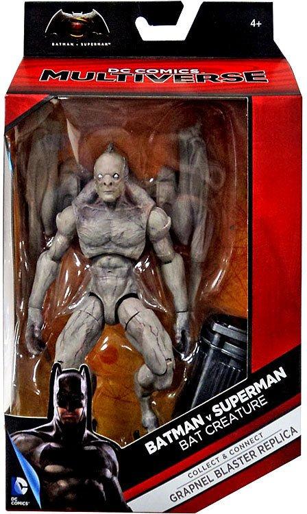 金錢貓雜貨 全新 DC Multiverse Mattel Batman 蝙蝠俠對超人 Bat Creature 蝙蝠人